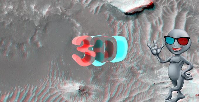 3D Sonnensystem