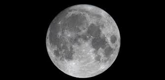 Mond – Meere
